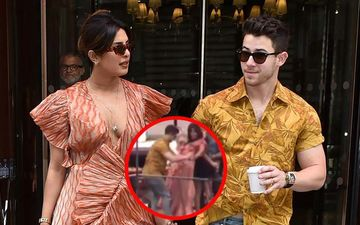 Hubby Rescues Priyanka Chopra From Falling Off The Yacht. In The Nick Of Time, Mr Jonas!