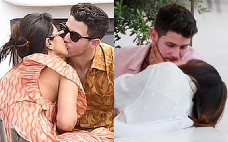 French Kiss In Paris: A Look At Priyanka Chopra And Nick Jonas' Parisian Holiday, One Kiss At A Time