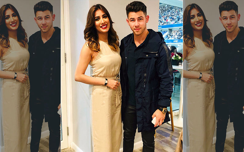Pakistani Actress Mehwish Hayat Bumps Into Priyanka Chopra's Hubby Nick Jonas At The US Open; Shares A Picture With The Singer