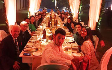 Priyanka Chopra-Nick Jonas Wedding: Couple Enjoys Thanksgiving Dinner With Family