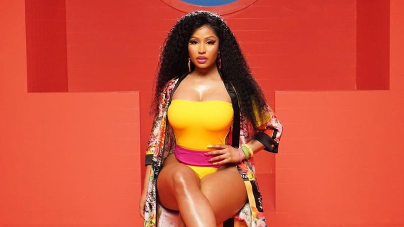 Nicki Minaj Gets Out Of Her Retirement Mode; Drops A New Song Called 'Fendi'