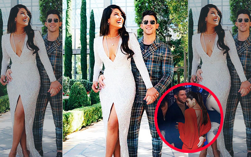 Priyanka Chopra Reveals Why She Missed Nick Jonas' Victory Moment At Award Show; Posted The Photoshopped Picture Because She Let Him Down