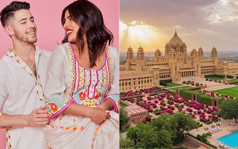 INSIDE Priyanka Chopra-Nick Jonas' Lavish Wedding Venue; The Umaid Bhawan Palace Screams Grandeur And Royalty- PICS