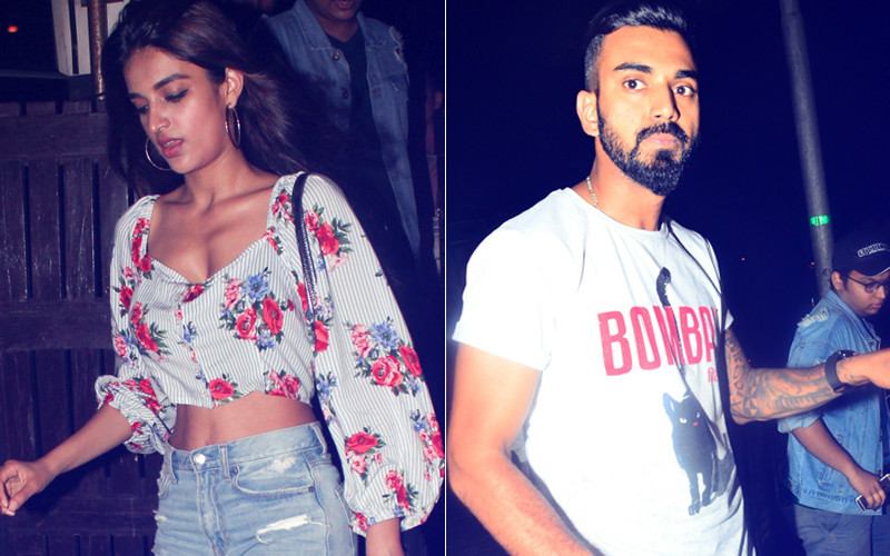 niddhi agerwal and cricketer kl rahul