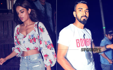 What's Cooking? Hottie Nidhhi Agerwal Dines With Cricketer KL Rahul