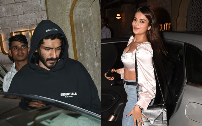 Sonam Kapoor's Brother Harshvardhan Kapoor Spotted On A Dinner Date With His Good Friend Nidhhi Agerwal - Pictures