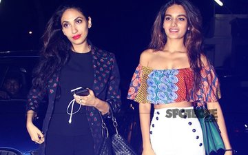 What's Cooking Between Nidhhi Agerwal and Prerna Arora?
