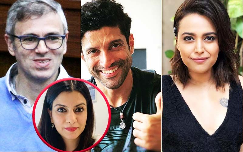 Farhan Akhtar, Swara Bhasker, Omar Abdullah Congratulate Nidhi Razdan As She Quits NDTV To Teach Journalism At Harvard University