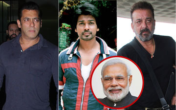 "Nikhil Dwivedi Gets Into An Ugly Spat With A Twitter User Who Said PM Modi ""Shouldn't Have Acknowledged Salman-Sanjay Dutt's Greetings"""