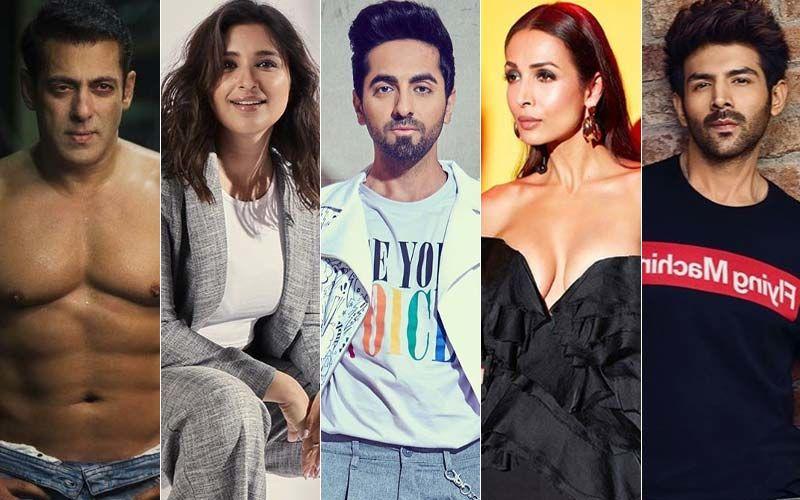 Coronavirus Quarantine: Here's How Salman, Parineeti, Ayushmann, Malaika, Kartik Are Exploring Their Passion To Kill Time