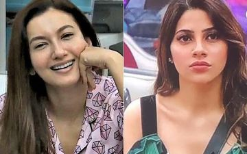 Bigg Boss 14 Day 5 SPOILER ALERT: Nikki Tamboli REFUSES To Quit Immunity Task Even After Her Makeup Is Destroyed; Gauahar Khan Backs Her- VIDEO