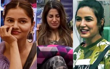 Bigg Boss 14: Rubina Dilaik, Abhinav Shukla, Jasmin Bhasin Make Fun Of Nikki Tamboli For Touching Seniors Gauahar And Hina Khan's Feet
