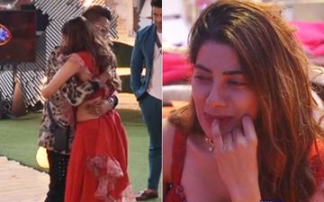 Bigg Boss 14: Nikki Tamboli Left In Tears Post Jaan Kumar Sanu's Eviction, Says 'Maine Usko Respect Nahi Diya, He Deserves Everything'