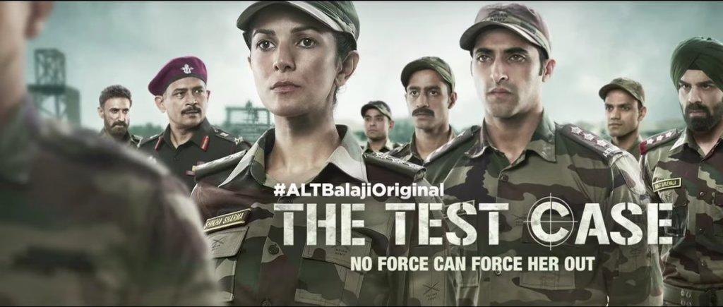 nimrat kaur in the test case