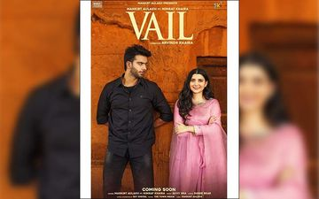 Vail: The poster of Mankirt Aulakh ft. Nimrat Khaira's song is out