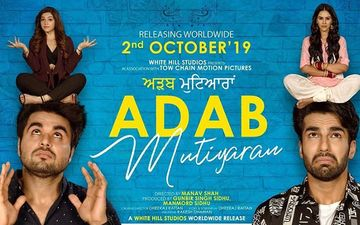 Ninja, Sonam Bajwa And Mehreen Pirzadaa To Star In 'Adab Mutiyaran'