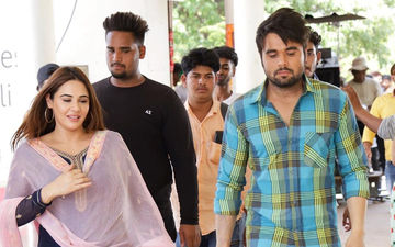 Ninja Shares BTS Pictures From The Sets Of 'Zindagi Zindabad'