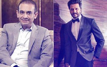 Riteish Deshmukh's Take On Nirav Modi Scam Will Crack You Up