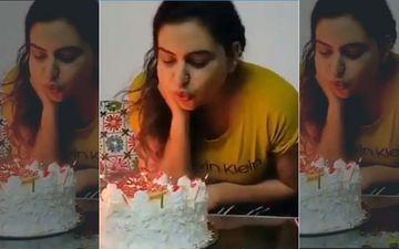 Nisha Bano Turns A Year Older, Celebrates Birthday In Style
