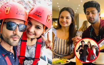 Nishant Malkani And Gia Manek Become Shah Rukh Khan-Anushka Sharma In Malaysia