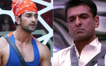 Bigg Boss 14: Nishant Singh Malkhani Calls Eijaz Khan A 'Complete Psycho', Says 'He Told Me He Feels Like Stabbing Someone When They're Sleeping'