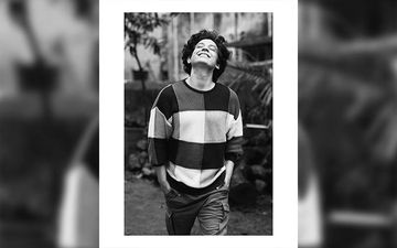 Umesh Kamat's Latest Picture In All His Curly Hair Glory Is Making Girls Swoon