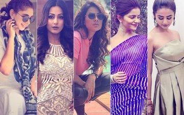 BEST DRESSED & WORST DRESSED Of The Week: Niti Taylor, Hina Khan, Nia Sharma, Rubina Dilaik Or Helly Shah?