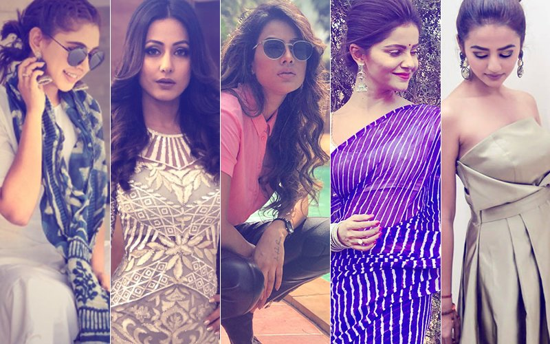 BEST DRESSED & WORST DRESSED Of The Week: Niti Taylor, Hina Khan, Nia Sharma, Rubina Dilaik Or Helly Shah?