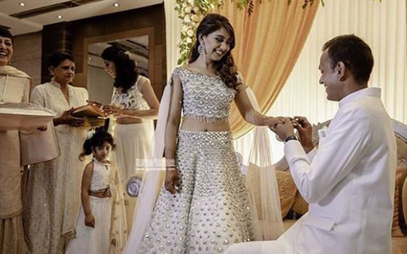 Kaisi Yeh Yaariyan Actress Niti Taylor Is Engaged To Parikshit Bawa - Scroll Down For Pictures And Videos
