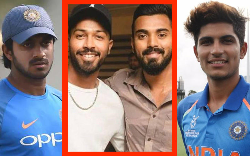 Brash Hardik-KL Rahul Replaced. Promising Vijay Shankar-Shubhman Gill Flying Out
