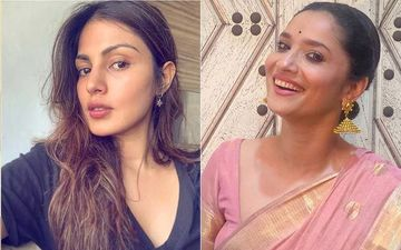 Ankita Lokhande Posts About 'Power Of Women' After Rhea Chakraborty's Comment On Ankita Pretending To Be Be Sushant's 'Vidhwa'