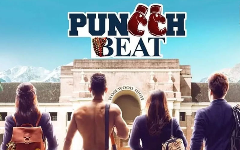 Puncch Beat Trailer: Here's SOTY 2, Err, Priyank Sharma-Vikas Gupta's Version Of High School Drama!