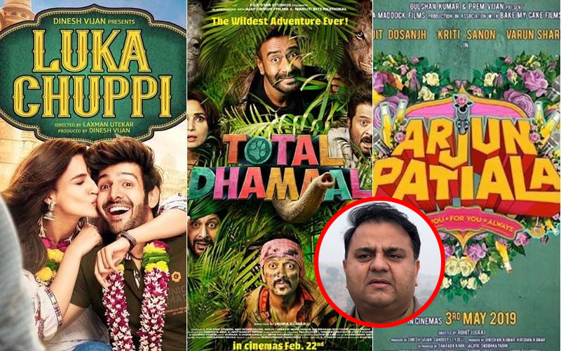"""No Indian Movie Will Release In Pakistan"", Says Pakistan I&B Minister, Fawad Chaudhry"