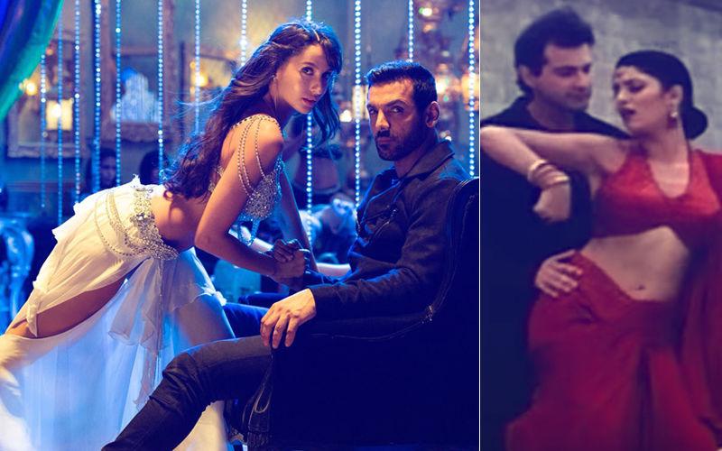 Nora Fatehi-John Abraham Recreate Sushmita Sen-Sanjay Kapoor's Hit Number, Dilbar