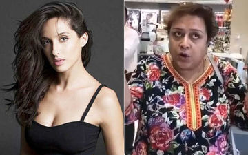 Delhi Aunty Slut-Shaming Girls Video: Nora Fatehi Trolled For Pointing Out Lady's Incorrect English, Not The Issue!
