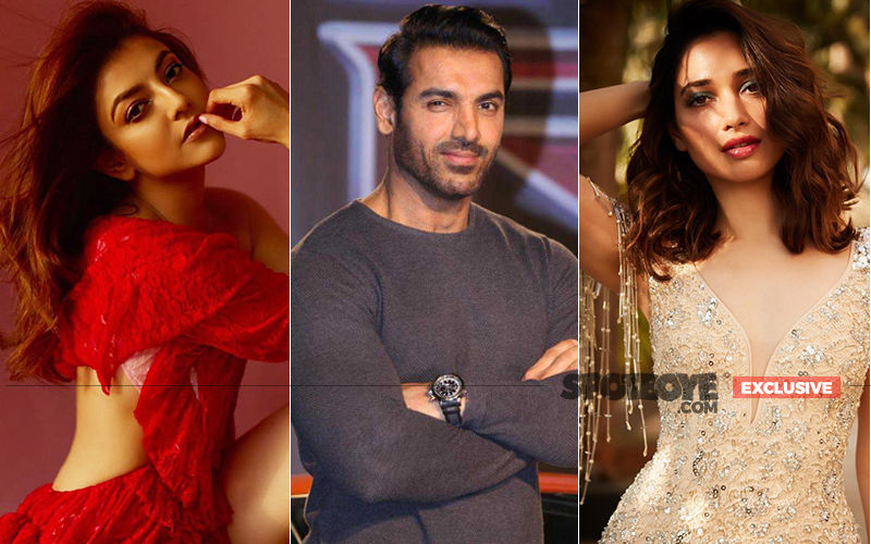 Not Kajal Aggarwal, But Tamannaah Bhatia Will Romance John Abraham In Mumbai Saga-EXCLUSIVE