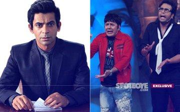 Not Sunil Grover, Sudesh Lehri Will Join Krushna Abhishek On His Upcoming Sony Show