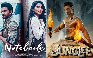 Notebook, Junglee Box-Office Collection, Day 1: Salman Khan's Newbies Get Off To A Slow Start; Vidyut Jammwal  Fares Better