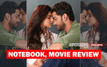 Notebook, Movie Review: Read This Binder, Pranutan Bahl Writes Strongly