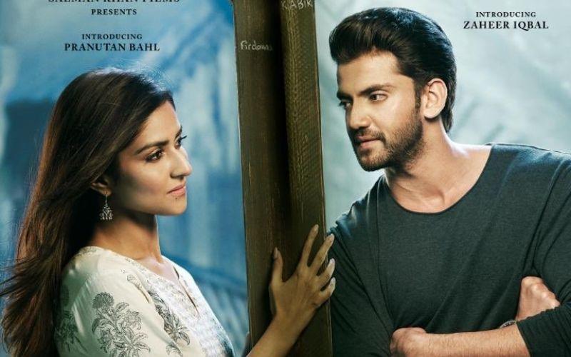 सलमान खान ने शेयर किया फिल्म नोटबुक का पोस्टर, देखिए जहीर इकबाल और प्रनूतन की पहली झलक