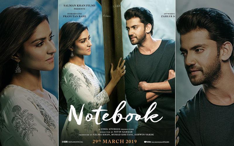 सलमान खान की फिल्म 'नोटबुक' का आज होगा ट्रेलर लॉन्च, इस फिल्म से प्रनूतन बहल और ज़हिर इकबाल कर रहे है डेब्यू