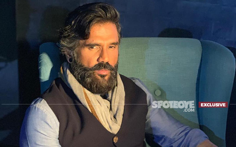 Now, Suniel Shetty Plans To Produce A Web Series- EXCLUSIVE