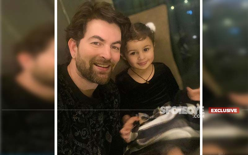 Neil Nitin Mukesh On Daughter Nurvi: 'For More Than Half Her Life, She Has Lived Amidst The Pandemic'- EXCLUSIVE