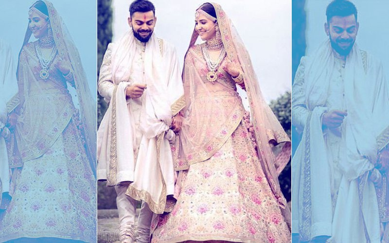 Here's What Virat & Anushka Plan To Do With Their Wedding Pictures