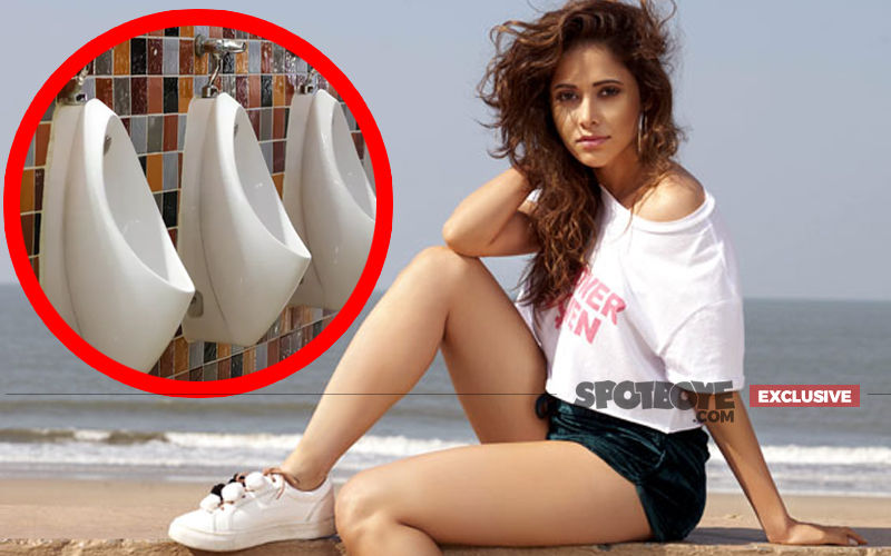 Nushrat Bharucha Entered A Men's Toilet And Here's What Happened Next!