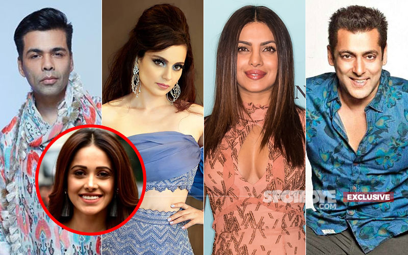 Nushrat Bharucha In A Rapid Fire: What If She Wakes Up As Karan Johar, Kangana Ranaut, Priyanka Chopra, Salman Khan- EXCLUSIVE