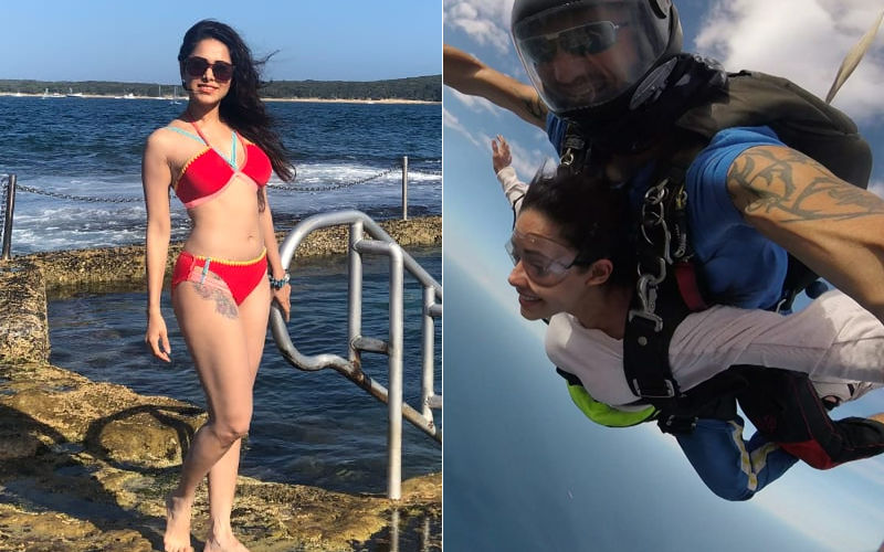Nushrat Bharucha Is Having A Ball In The Land Of Kangaroos- View Pics