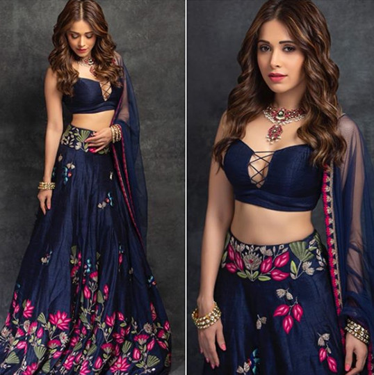 nushrat bharucha poses for a photo shoot