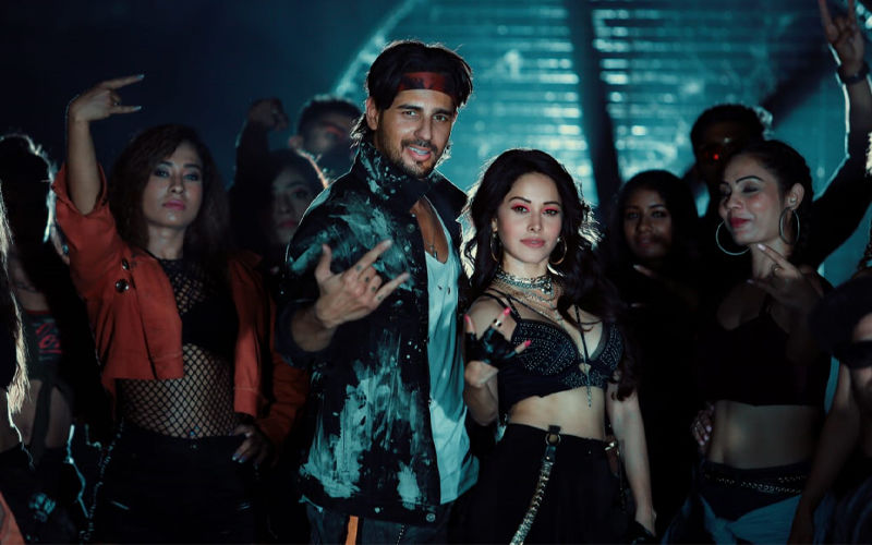Nushrat Bharucha And Sidharth Malhotra Shoot For Yo Yo Honey Singh's Peeyu Datke