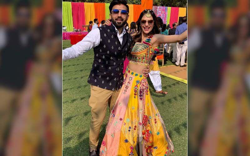 Nusrat Jahan Wishes Her Husband Nikhil Jain Valentine's Day, Shares Pictures